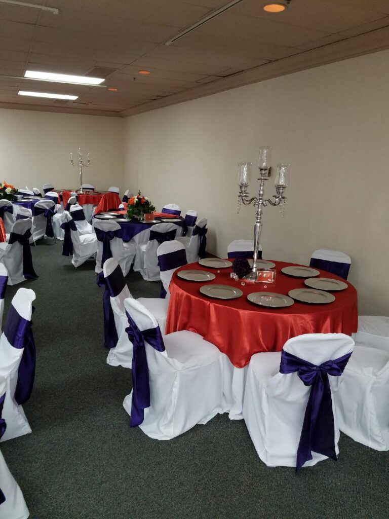 Wichita Wedding Venues - Garvey Center Banquet Room