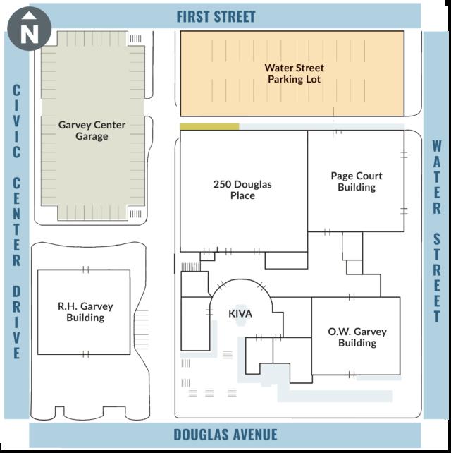 Garvey Center Parking