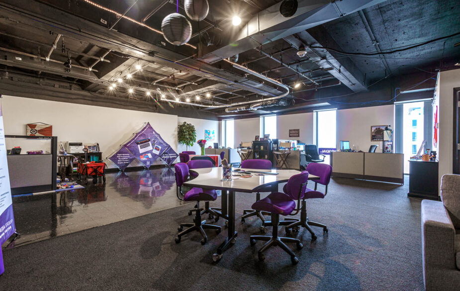 Traditional or modern Wichita office space ready for any industry.