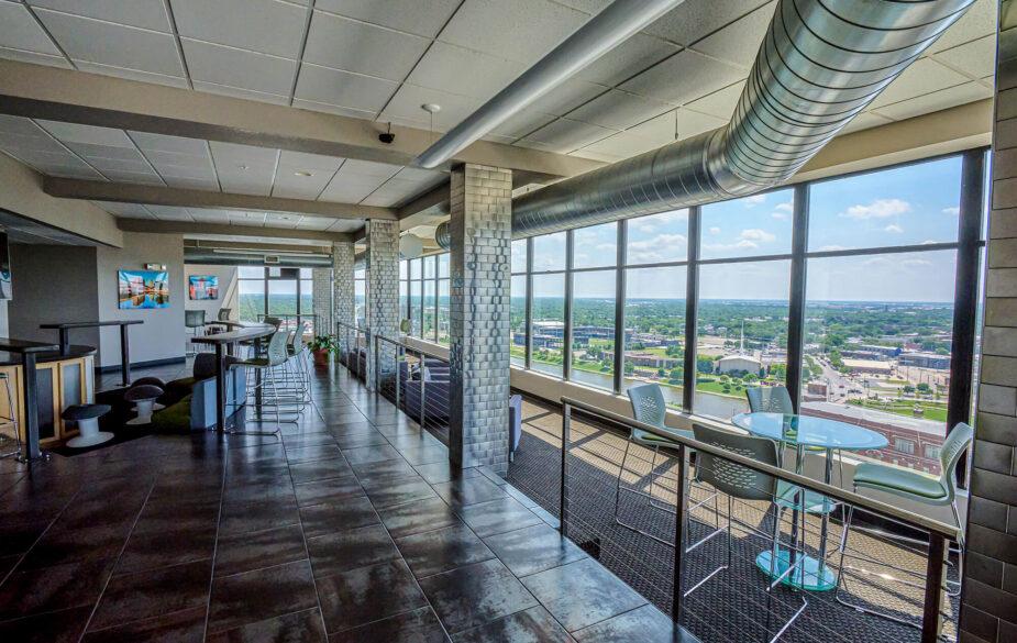 24th Floor Garvey Center