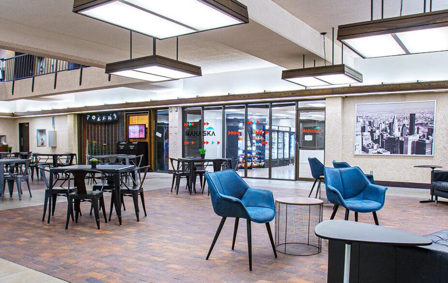 garvey center restaurants